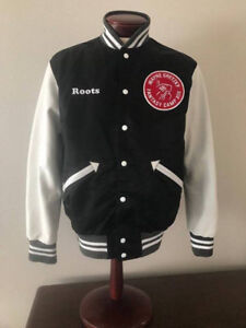 ROOTS Wayne Gretzky 99 Fanstasy Camp X111 Varsity Jacket