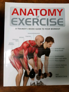 Simply Raw and Anatomy of Exercise books
