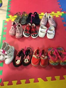 Toddler size 4/5 lot shoes/sandals