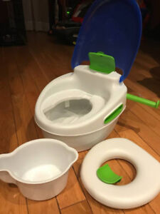 Summer Infant training potty - LIKE NEW