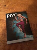 PIYO Beachbody Dvd set