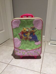 Child's Winnie The Pooh Carry-On Suitcase