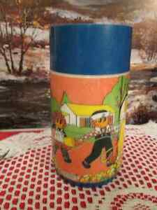 1973 Raggedy Anne & Andy thermos