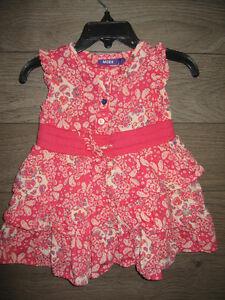 Girl's 6/9 months summer dress (mexx)