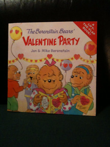 The Berenstain Bears Valentine Party(Lift the flaps)