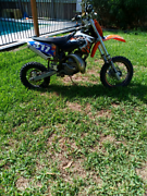 2009 KTM 50 sx Point Arkwright Maroochydore Area Preview