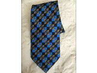 Harrods Silk Tie RRP £89.99- Used
