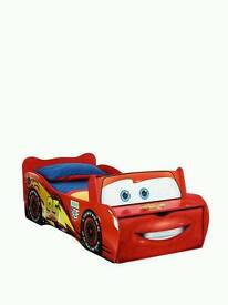 Disney cars mcqueen bed