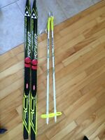 Kids cross country skis