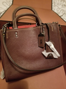 COACH ROGUE 25 PURSE BRAND NEW WITH TAGS