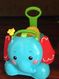 Fisher price elephant 3-in-1