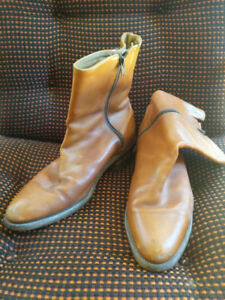 Leather Frye Men's Boots