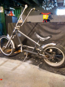 Harley Davidson bicycle