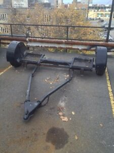 Car Dolly for hire