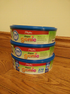Diaper genie refill - brand new - 3 for $15 firm