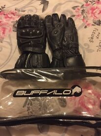 Motorcycle gloves (medium) BRAND NEW