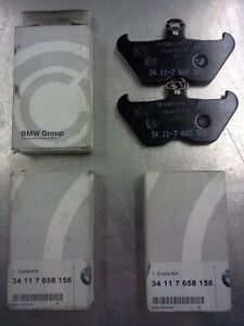 BMW Pad de brake R1100R, R1100RT, R1100GS, R850R
