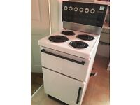 Starlight Electric Cooker/ Oven with hob and grille