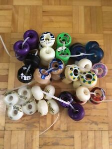 Skateboard Wheels BrandNew WholeSale Prices!