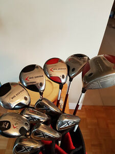 Callaway X 20 Ladies Right Hand Set West Island Greater Montréal image 3