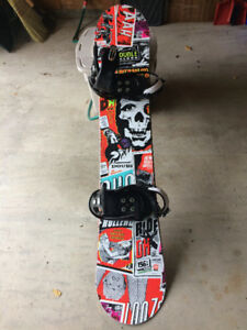 SNOWBOARD FOUND IN RIVERDALE; LOOKING FOR OWNER