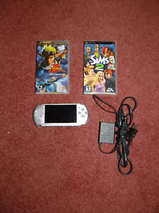 PSP 3001 With Two Games