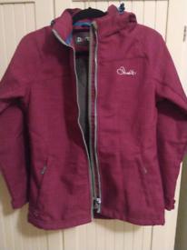 Dare2B winter jacket size 12