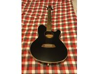 Ibanez Talmar electro acoustic TCY10 with case