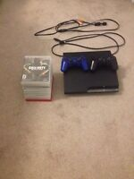 PS3 FOR SALE. WORKING PERFECTLY. 11 GAMES INCLUDED