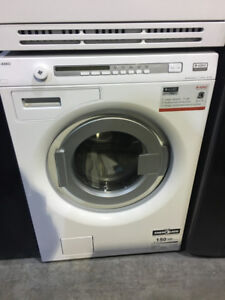 """Asko white 24"""" front load washer new $1499"""