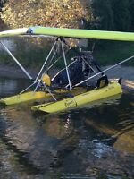 KRUCKER 912 80HP CYGNET ULTRALIGHT AIRCRAFT FOR SALE