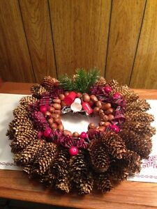LARGE XMAS WREATH