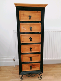 Mexican 6 drawers