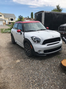 2013 Countryman Mini Coper. JCW