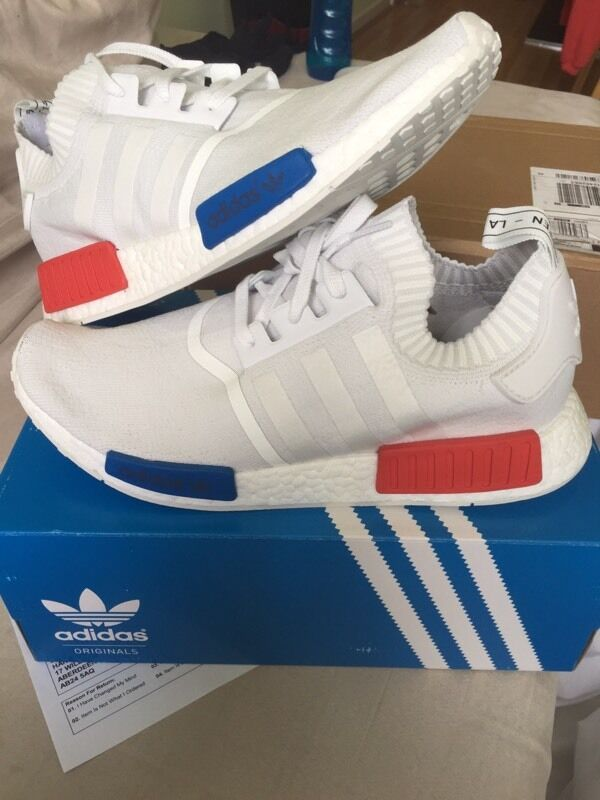 Cheap Adidas NMD R1 Primeknit OG S79168 Size 7.5 13 US 2017