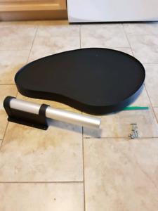 Hot tub table