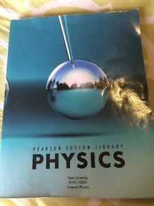 Physics Textbook by Trent U