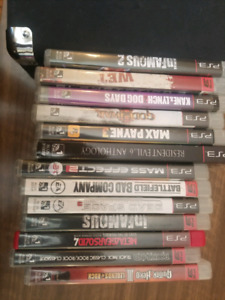 13 ps3 games