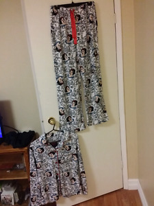 Woman's Disney Pajamas - Size M