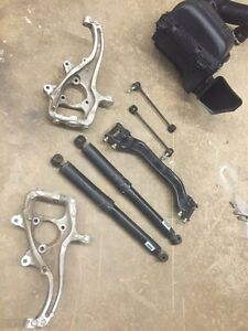 Parts off a 2014 dodge 1500 sport with 5000km on them