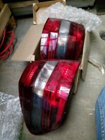 Mercedes M Class Tail Lights
