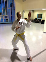 Intro Karate Lessons - ADULT PROGRAM