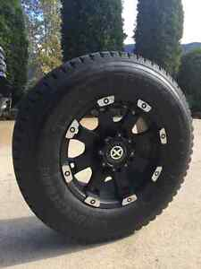 Winter tires and wheels with TPMS off 2011 2500 GMC or Chevy