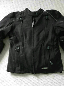 Authentic Harley Davidson Ladies Motorcycle FXRG Jacket