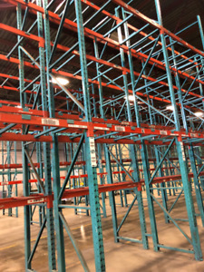 Warehouse Equipment | Pallet Racking | Reach Trucks for Sale