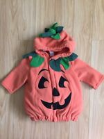 Pumpkin costume 3-6 months Old Navy