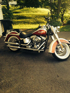2013 - Harley Davidson - Softail Deluxe