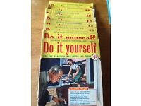 Magazines. Do it yourself. For the practical man about the house. From 1960 and 1962