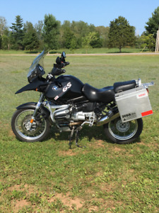 2002 BMW R1150GS Loaded w/ Quality Accessories FIRST 5900