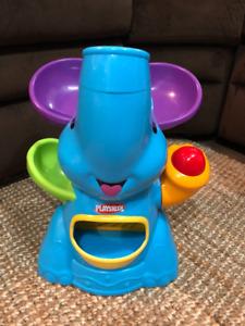 Busy Ball Popper Elephant by Playskool